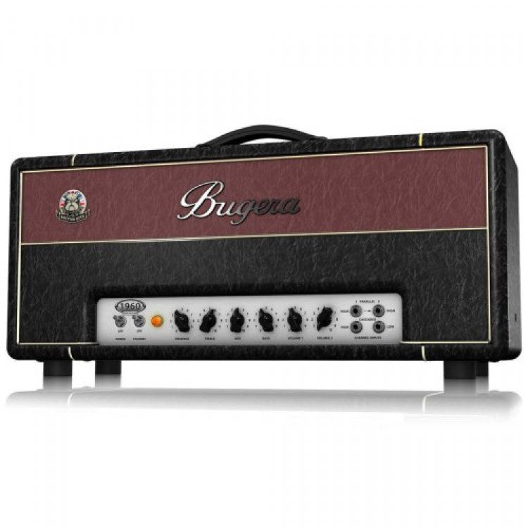 Bugera 1960 INFINIUM British Classic 150-Watt Valve Amplifier Head