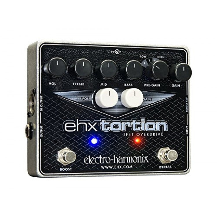 Electro-Harmonix EHXTORTION JFET Overdrive