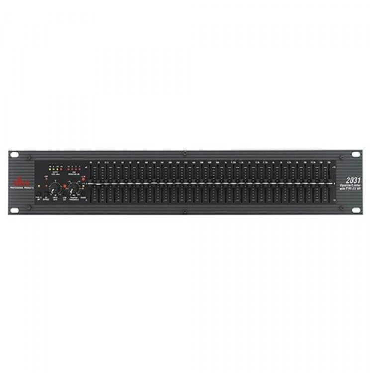 DBX 2031 Single 31 Band Graphic Equalizer