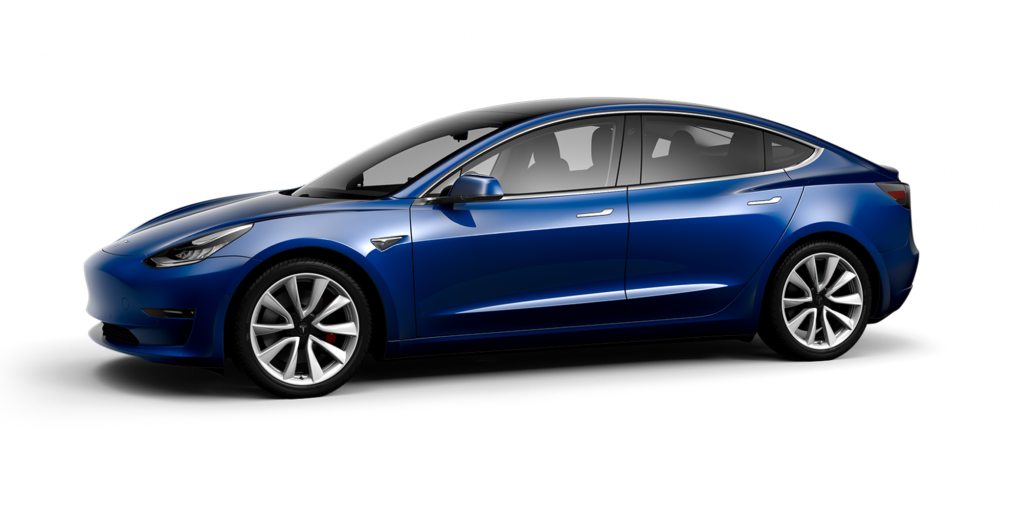 Ladeguiden - Tesla Model 3 - Elbilgrossisten