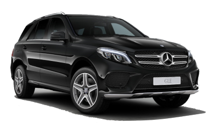 Mercedes-Benz GLE 500e Plug-in hybrid