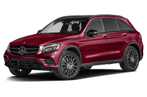 Mercedes Benz GLC 350e (PHEV)