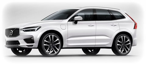 Volco XC60 T8 Plug-in hybrid