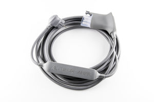 <b>Charge Amps RAY - Schuko til type 1 & type 2 - justerbar ladekabel 6A/10A/16A - 1-fas</b>  - Elbilgrossisten - 1