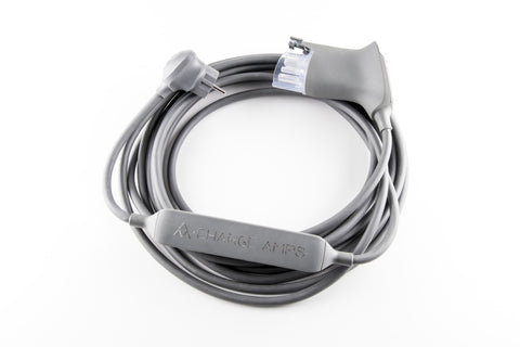 <b>Charge Amps RAY - Schuko til type 1 & type 2 - justerbar ladekabel 6A/10A/16A - 1-fas</b> Type 1 - (J1772) - Elbilgrossisten - 16