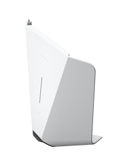 Easee - Frontdeksel - Arctic White - Top angle