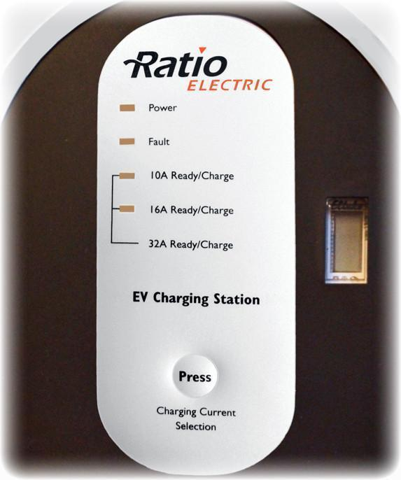<b>Ratio EVCharge - 22kW - 32A/3-fas - Type 2</b>  - Elbilgrossisten - 5