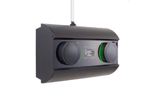 Wallbox Duo Mini - Black - Elbilgrossisten