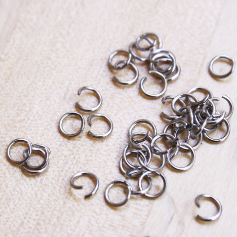 Jump Rings 21g | 5mm | Stainless Steel
