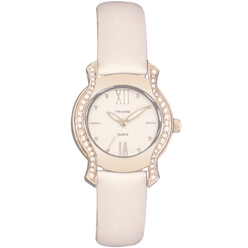 Crystal 6400SX-white Women's