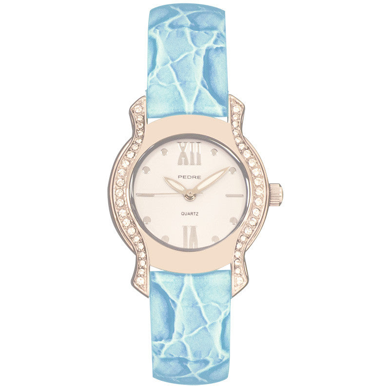 Crystal 6400SX-turquoise Women's