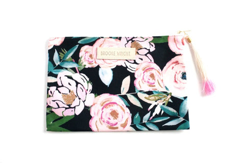 Midnight Charity Clutch