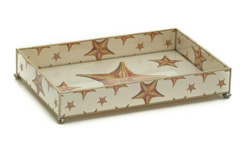 Vanity Tray - Sugar Starfish