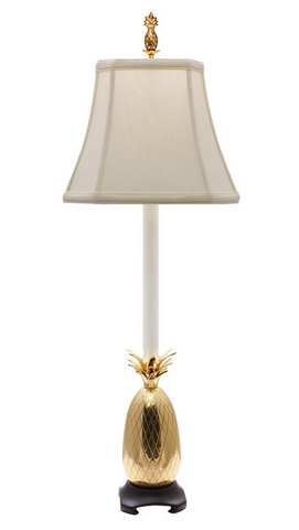 Pineapple Buffet Lamp