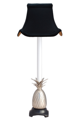 Pagoda Pineapple Buffet Lamp
