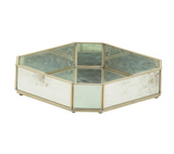 Miscellaneous - Antique Mirror Tray - Small Octagonal Tray