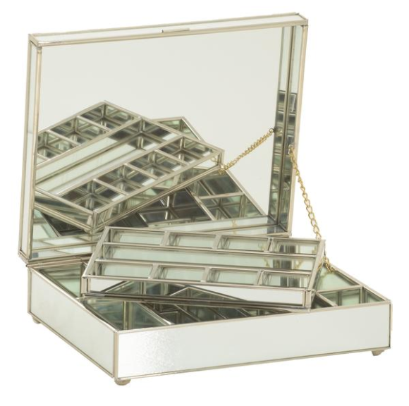 Jewelry Box - Mirror