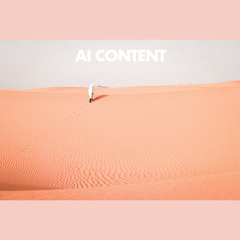 Artificial Intelligence Content Consult