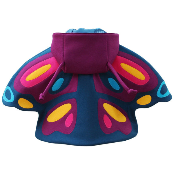 Brilliant Butterfly Capelet
