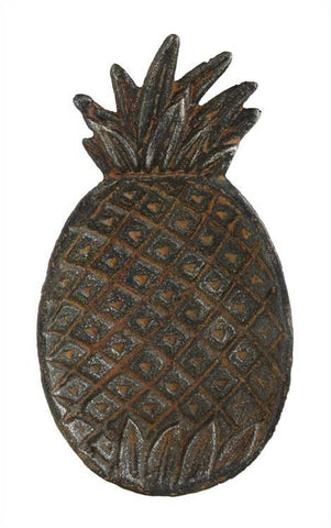 Cast Iron Pineapple Dish
