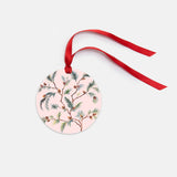 Blushing Fir Ornament