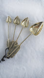 Golden Arrow Measuring Spoons