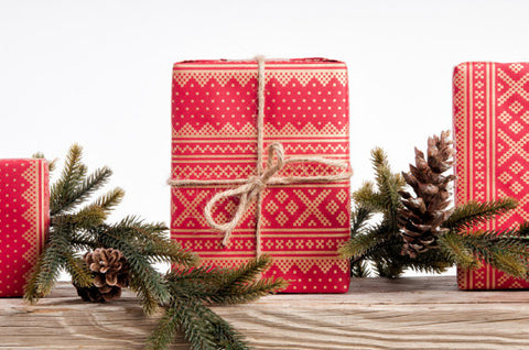 Holiday Sweater Custom Printed Gift Wrap