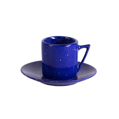 Mini Cobalto Handmade Espresso Cups - set of 2
