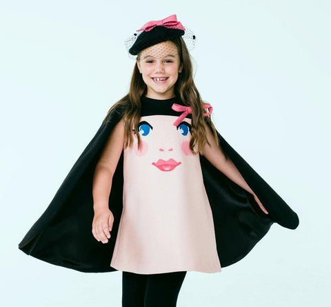 Suzy Cape Dress