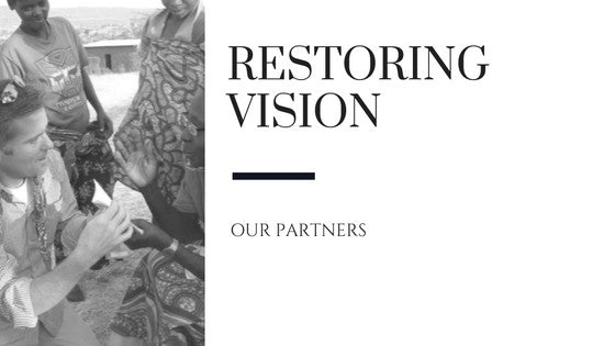 Partnership with Restoring Vision