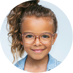 Kids Girls Glasses