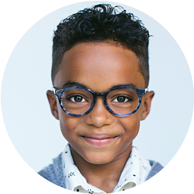 KIDS BOYS GLASSES