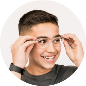 TEEN BOYS GLASSES