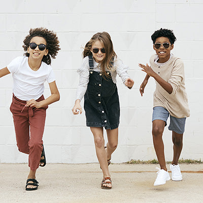 Stylish and affordable kids sunglasses