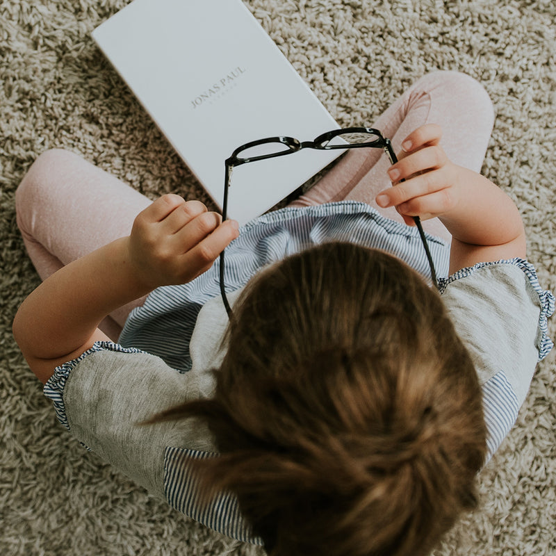 fee517f0a9cf Did someone say at-home trials? You heard right. Give our frames a test  drive with seven styles delivered right to your door. Let your kiddo go  wild, ...