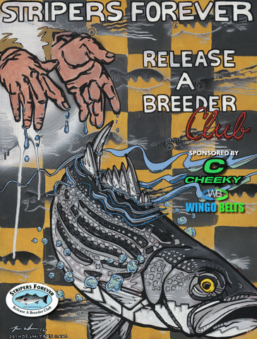 "Cheeky-Sponsored ""Release a Breeder Club"" Back for 2017"