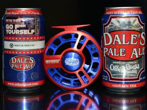 Limited Edition Dales Pale Ale Boost 350 Fly Reels Now Available