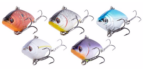 Pro Tips: How to select the color of your fishing lure based on water conditions