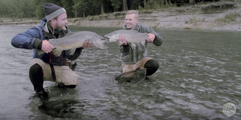 "VIDEO: ""Best Fly Fishing Day Ever"" in New Zealand"
