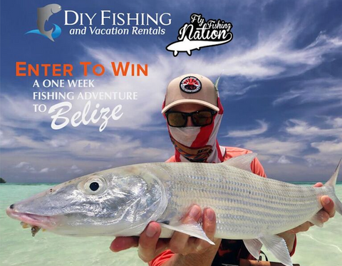 Win A Free Fly Fishing Trip To Belize