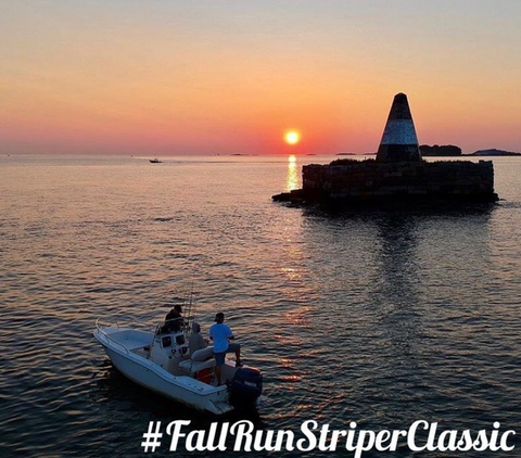 Register For Why Knot Fishing's 3rd Annual Fall Run Striper Classic