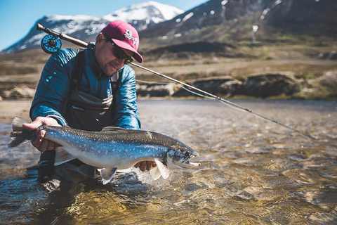WATCH: Fly Fishing For Arctic Char In Greenland