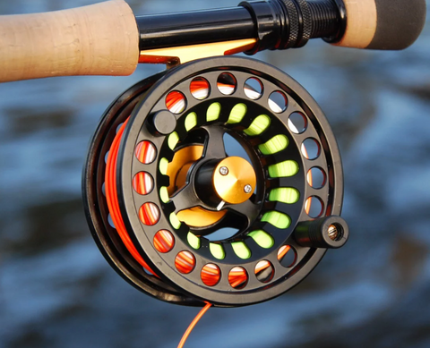 TYRO 375 Fly Reel Review