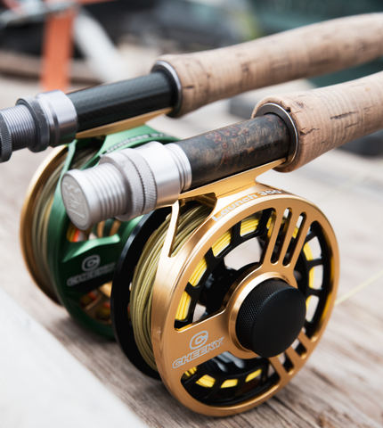 Launch 350 Fly Reel Selected as Best by Outside Magazine!