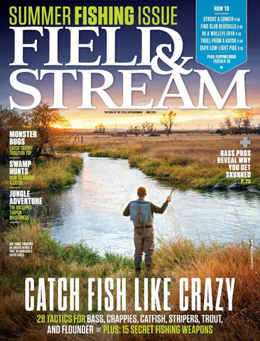 Field and Stream's Fly Reel of Choice