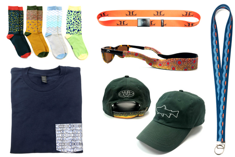 Wingo Belts Introduces All-New Hats, Tees, Socks, Eyewear Retainers & More For 2018