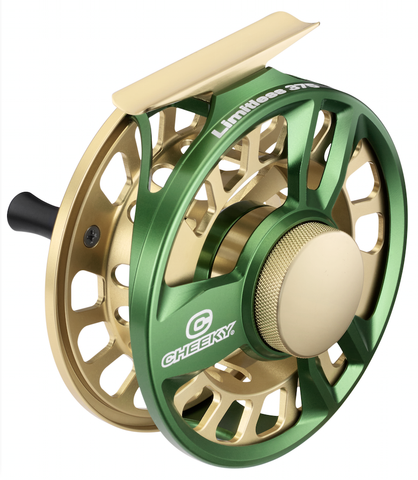 Limitless 375 Fly Reel