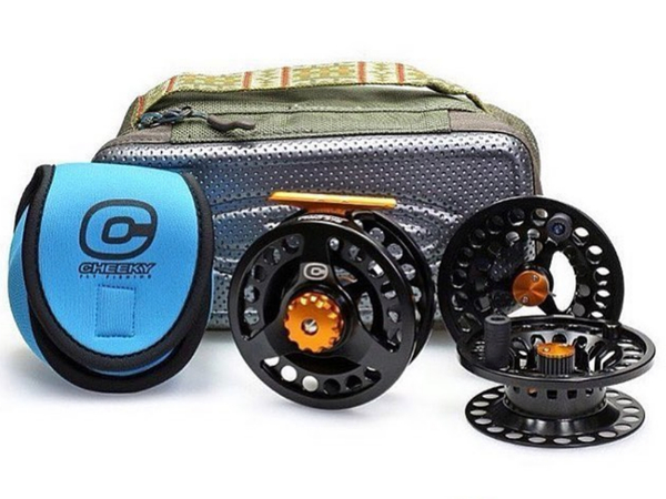 Tyro Triple Play Fly Reel and Spool Bundle