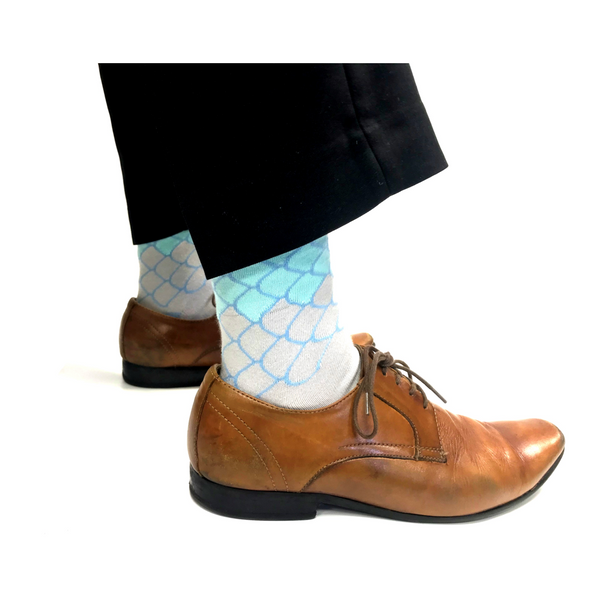 Wingo Fish Skin Socks