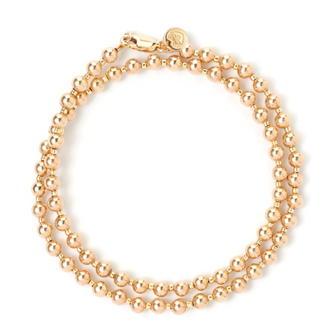 Wrap Gold-Filled Bracelet